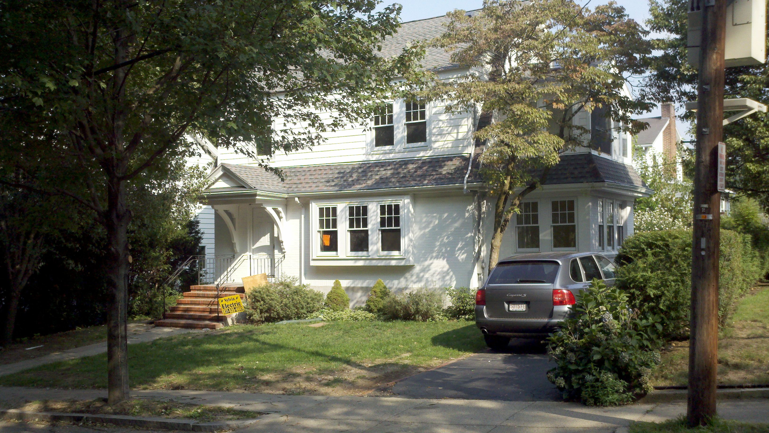 8 Arapahoe Road Newton MA Auburndale Massachusetts Totally Renovated Dream Home for Young Family