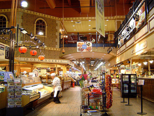 Wegmans Food Markets Inc. said Monday it plans to bring a smaller ...