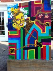 Box Art, BoxART, West Newton, Newton street art