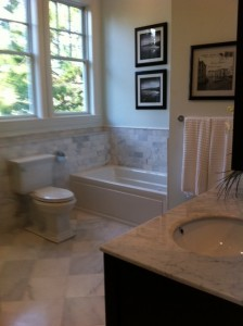 spa Master Bath, jacuzzi tub, 82 Day Street