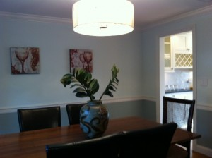 82 Day Street, dining room, Newton House for Sale, Newton home for sale,