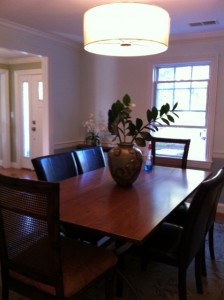 82 Day Street, dining room