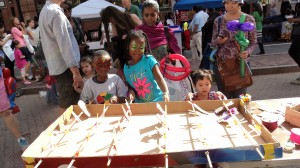 KinetiCreations birthday party for kids Newton MA