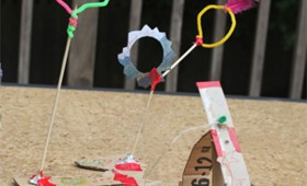KinetiCreations catapults