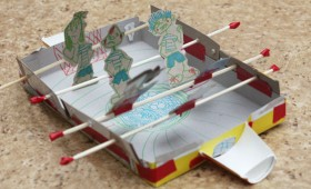 KinetiCreations foosball