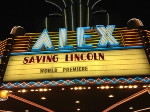 Saving Lincoln, Lincoln film, Lincoln movie