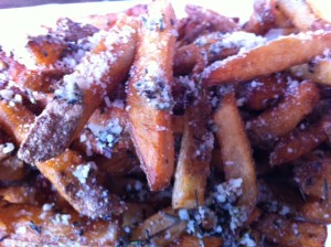 Brewer's Coalition, Newton pub, Newton gastropub, Newton restaurant, new restaurant Newton, truffle fries