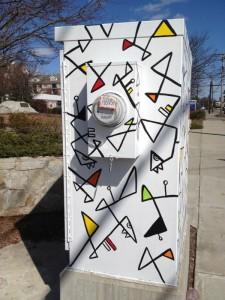 Street art, street art gallery, BOXArt Newton, BoxART Needham Street, BoxArt Avalon Apartments