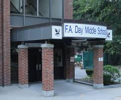 Steve Chan, Day Middle School