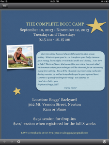 stephanie boggs bootcamp