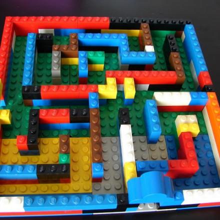 Lego Activity at Newton Free Library | I Love Newton