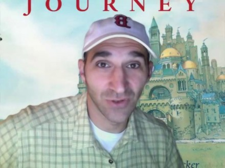 Aaron Becker Journey