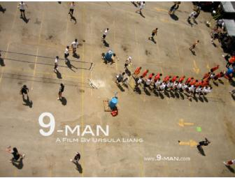 Come celebrate the World Premiere of 9-Man with Director Ursula Liang!