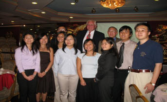Chinese Historic Society of New England /J.S. Waterman & Sons-Warning-Langone 2014 Scholarship