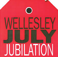 Wellesley Books July Jubilation