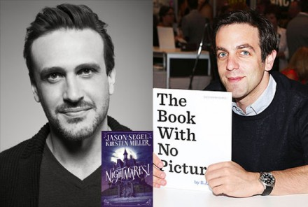 BJ Novak, Jason Segel