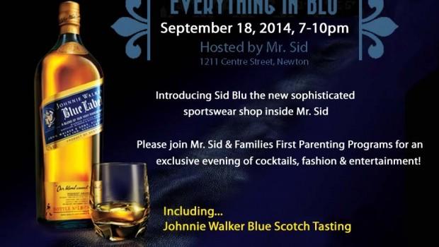 Grand Opening: Mr. Sid's Casual Sportswear Shop