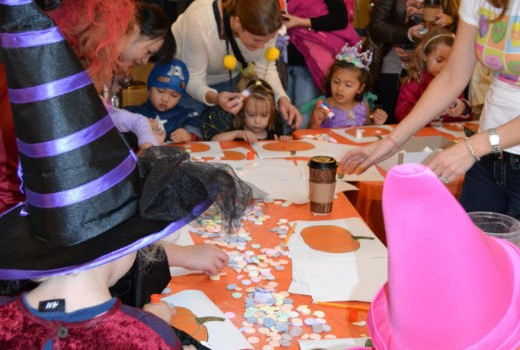 PRU BOO Trick-or-Treat for Charity