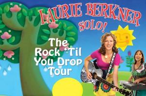 Laurie Berkner at the Citi Shubert Theatre!