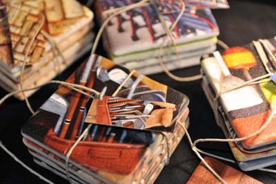 Celebrate newton holiday craft show newton news reviews for Needham high school craft fair