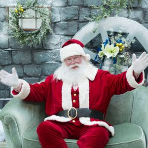 Meet Santa at the Prudential