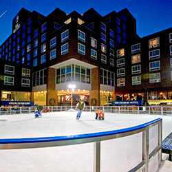 Opening Party for Ice Rink at The Charles Hotel