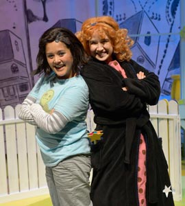 Ivy and Bean: the Musical!