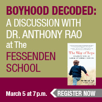 Dr. Anthony Rao on parenting boys