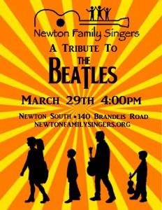 Newton Family Singers: Beatles