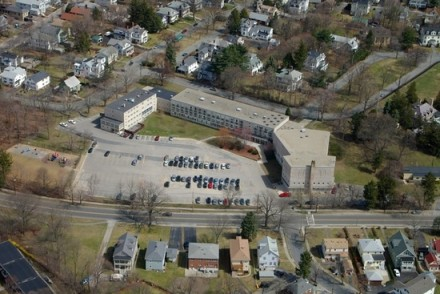 Newton Public Schools Buying Aquinas School