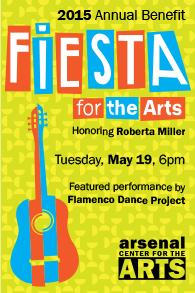 """Fiesta for the Arts"" Benefit for Arsenal Center for the Arts"