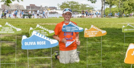 Eversource Walk for Boston Children's Hospital