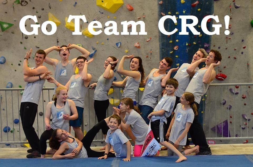 Central Rock Gym Summer Programs for Kids