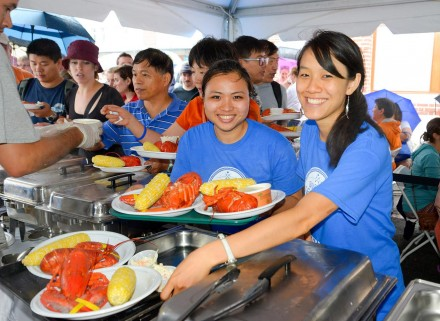 Boston Seafood Festival Aug 2nd