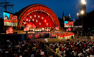Win Boston Pops VIP 4th & Boston Getaway