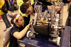 FIRST® Announces 'Game-Changing' Technology Platform for Worldwide Student Robotics Competitions
