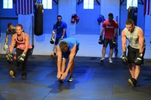 Boxygen boxing circuit workout DVD