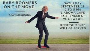 Baby Boomers on the Move Speaker Panel
