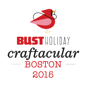 BUST Craftacular with Adoptable Friends