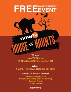 NewTV House of Haunts