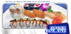 Best Japanese and Korean Food that delivers to Newton