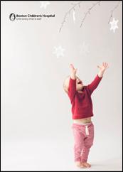 Boston Children's Hospital Holiday Cards