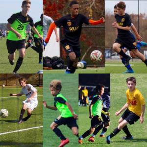 FC Valeo boys invited to US Soccer Training Centers
