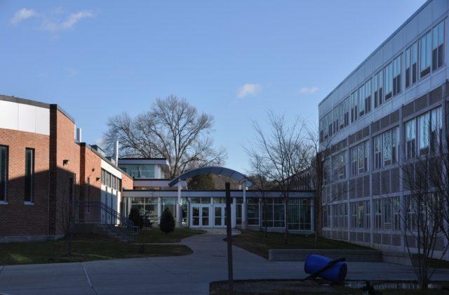 Bomb Threat to Newton South High School