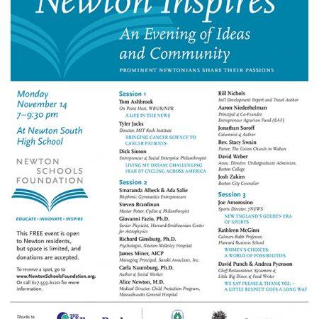 Newton Inspires