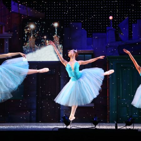 Get Tickets for Urban Nutcracker