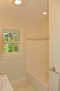 Carerra Marble upstairs bath 8 Arapahoe Newton Auburndale New to Market MA Massachusetts