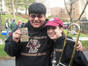 Franco Garcia, missing college student, Boston College, missing Boston College student