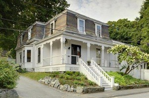 Peter Sachs, Newton Architect, Hunter Street, mother-in-law renovation