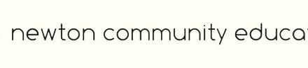 Newton Community Ed